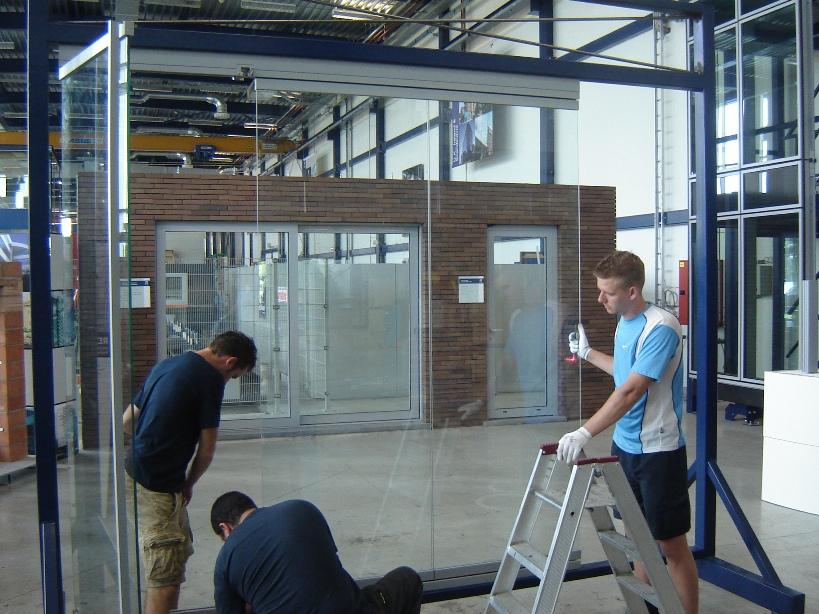 Tehno Stroy Aluminium Glazing Systems